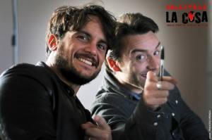 Ivan Boragine e Ciro Esposito